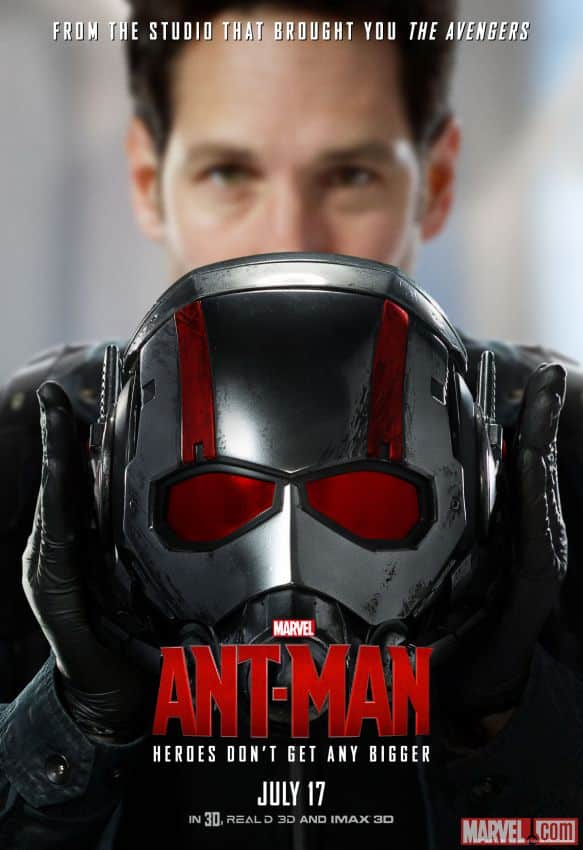 poster Scott Lang Ant-man
