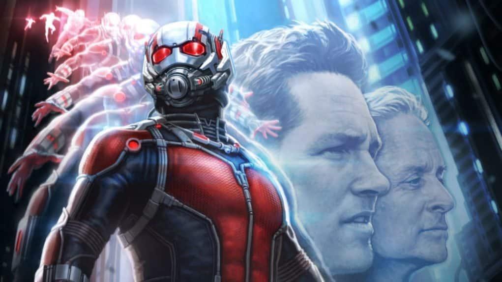 Marvel ant-man