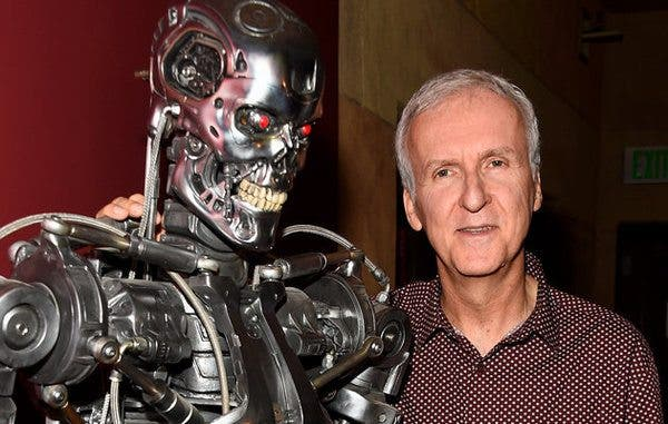 James Cameron Terminator Tim Miller