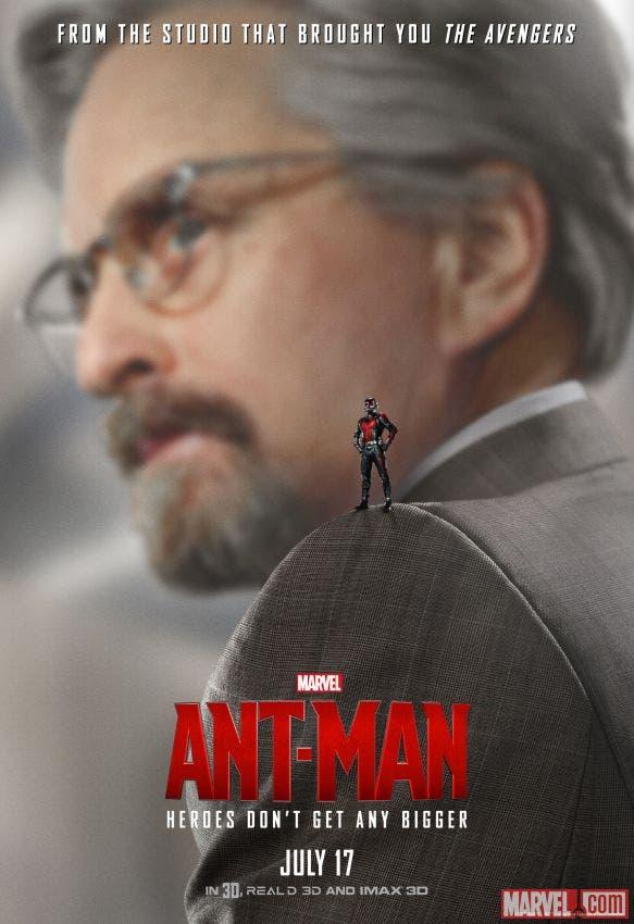 Dr. Hank Pym Ant-man