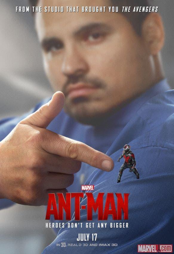 poster Luis Ant-man
