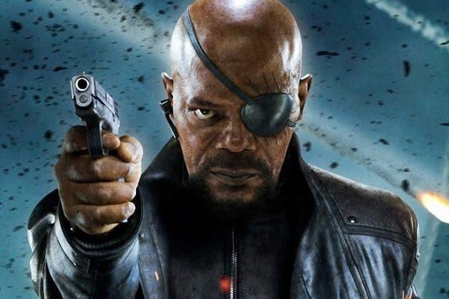 Samuel L. Jackson molesto porque no saldrá como Nick Furia en 'Black Panther (Pantera Negra)'