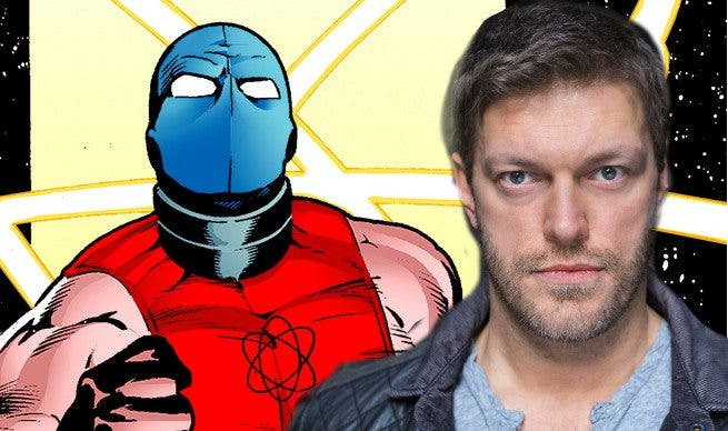 Confirmado: Adam Copeland dará vida a Atom Smasher en la serie The Flash