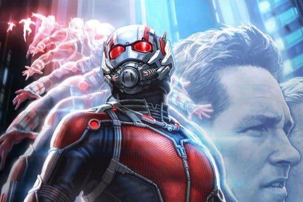 Ant-Man y la Avispa de Marvel se estrena en España el día 20 de julio.
