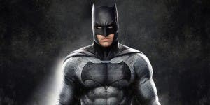 Batman en El origen de la justicia