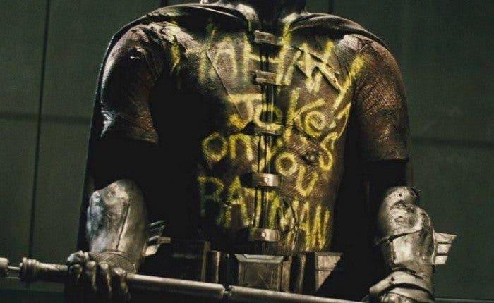 Batman v Superman (Robin)