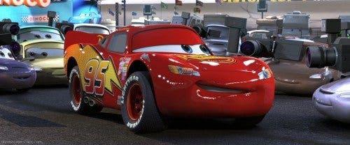 Fotograma de 'Cars' (2006).