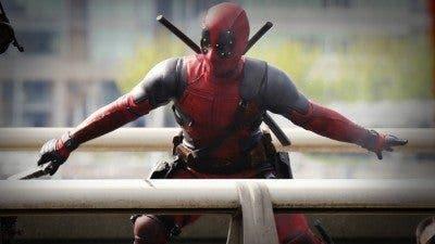 Imagen del rodaje de 'Deadpool'.