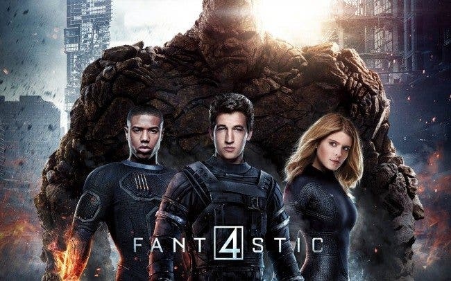 Fantastic Four - Cuatro Fantásticos