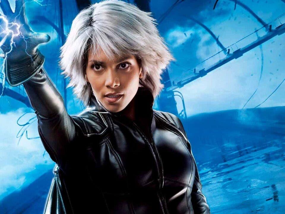 Halle Berry Storm en X-men