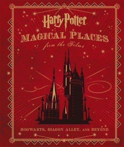 Portada del nuevo libro inspirada en el universo de Harry Potter.