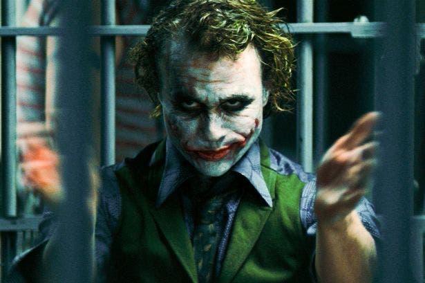 Caballero Oscuro Joker