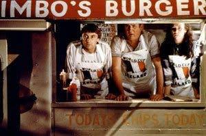 Fotograma de 'La camioneta' (1996).