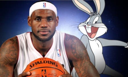 LeBron James (Space Jam)