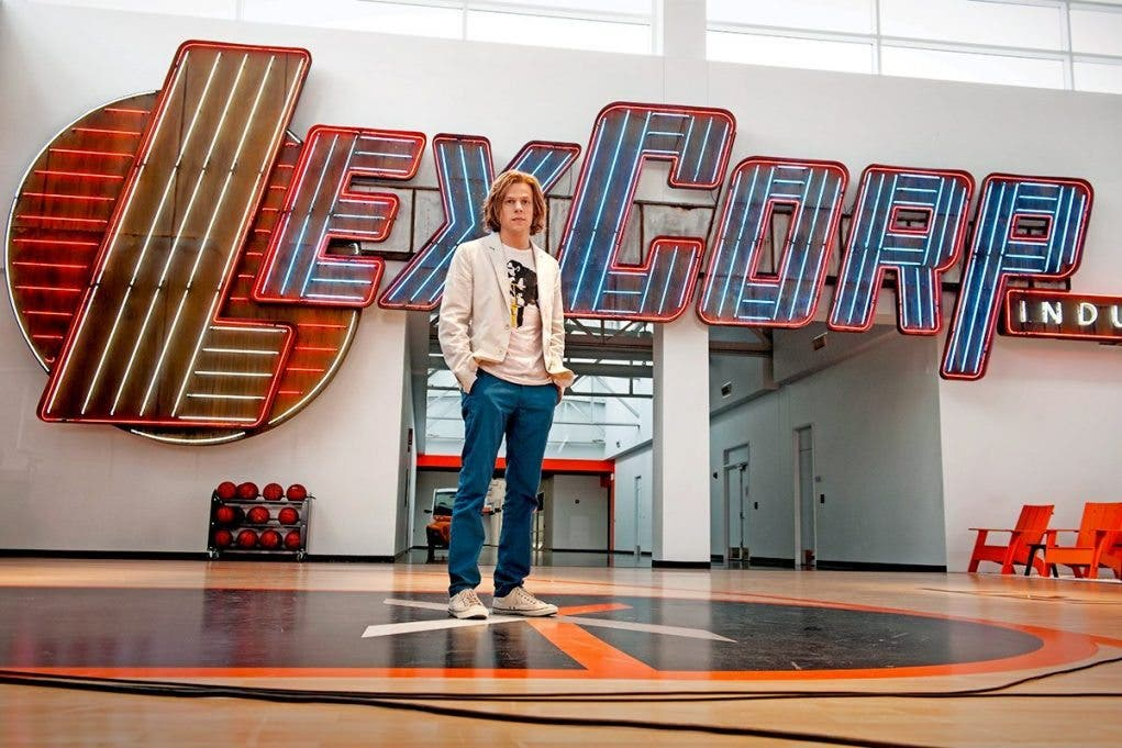 Lex Luthor en Lexcorp