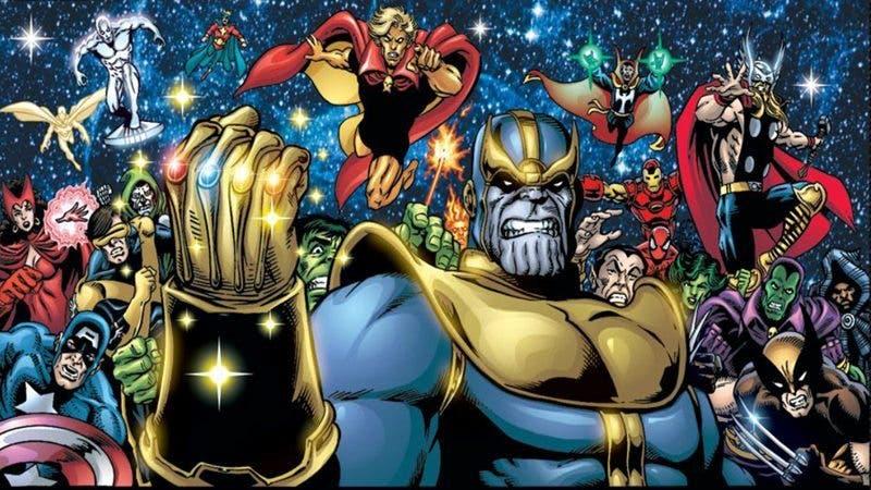 Gemas del Infinito en Marvel