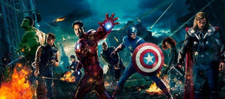 'Marvel: Los Vengadores'