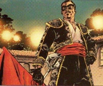 Matador, uno de los villanos más patéticos de los cómics