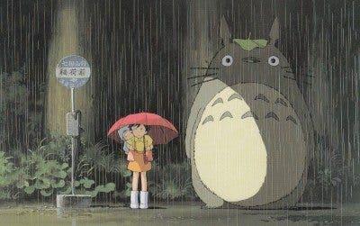 'Mi vecino Totoro' (1988), la película más icónica de Hayao Miyazaki.