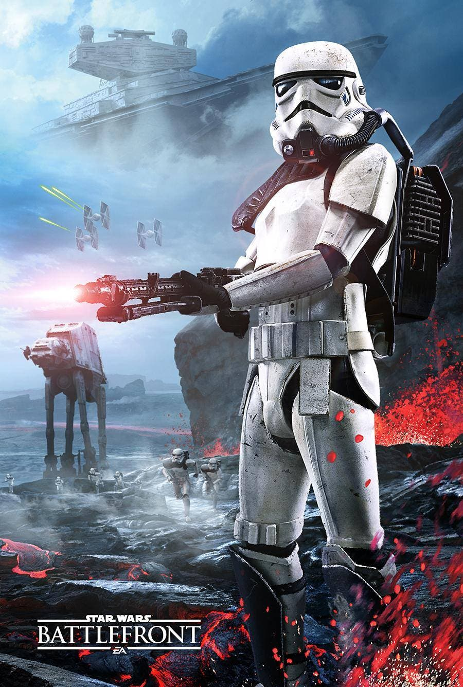 New poster Star Wars Battlefront