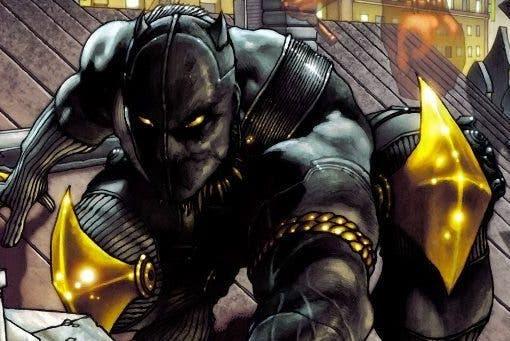 Cómic Pantera Negra (Black Panther)