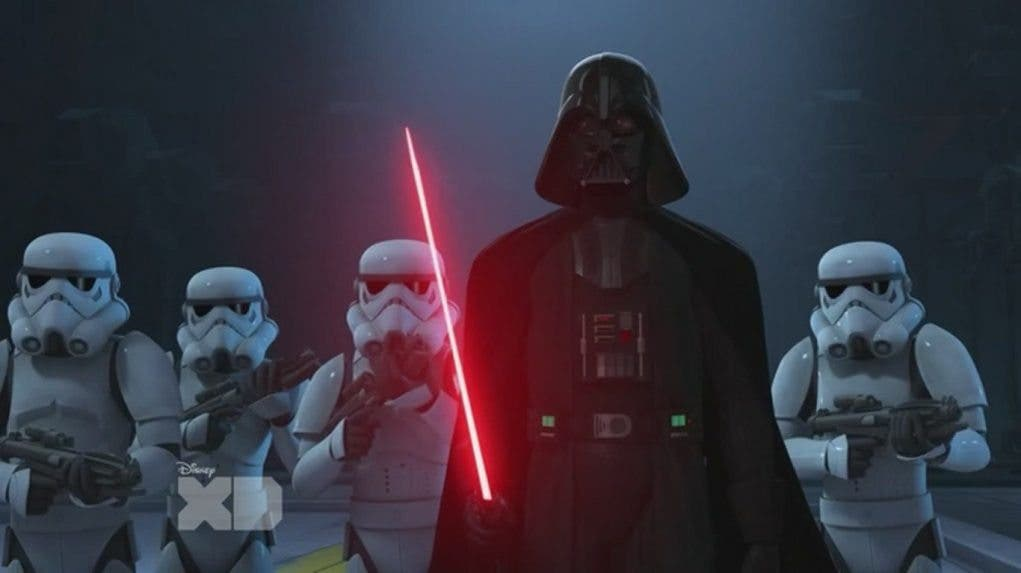 Star Wars Rebels Asedio de Lothal