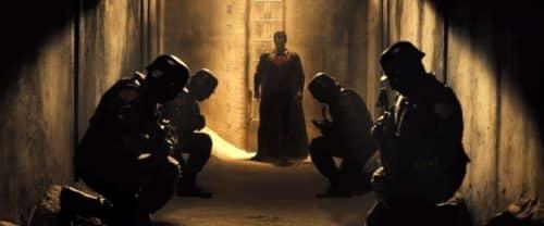 Fotograma del tráiler de 'Batman v Superman: Dawn of Justice' (2016).