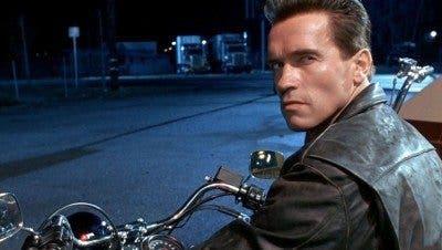 Fotograma de 'Terminator 2: Judgment Day', la secuela de la saga Terminator.