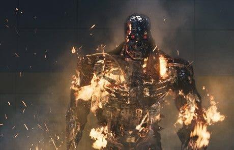 Fotograma de la película 'Terminator Salvation' (2009).