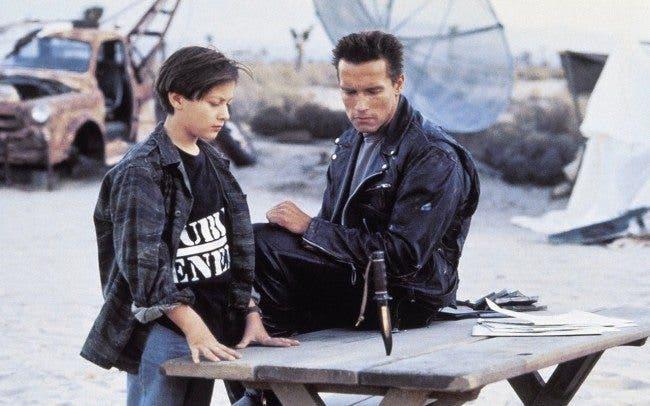 Fotograma de Terminator 2