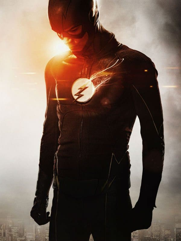 Primera imagen oficial del uniforme (suitcase) que Flash portará en la segunda temporada de 'The Flash', más parecido al de los cómics.