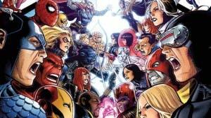 'Los Vengadores' y 'X-Men0