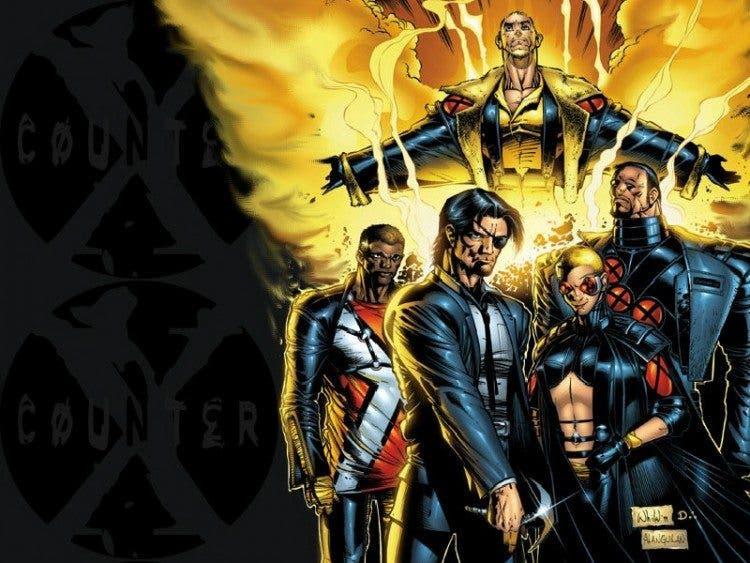 La película de 'X-Force' encuentra director y guionista