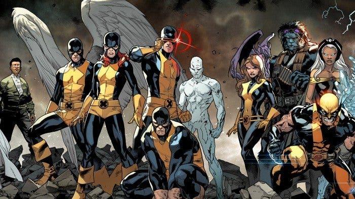 X-men: Fist Class / X-Men: Apocalypse