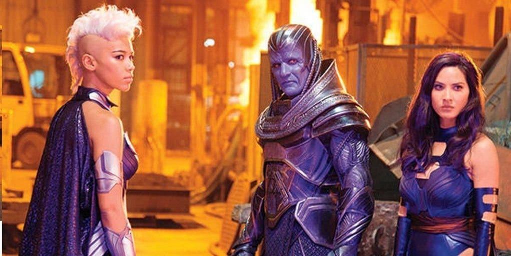 X-men Apocalipsis Tormenta Psylocke