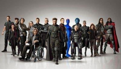 La nueva generación de los 'X-Men' en el cine.