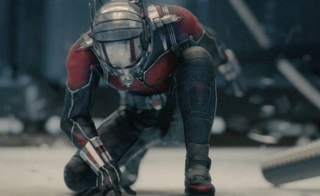 Ant-man lidera el Box Office USA