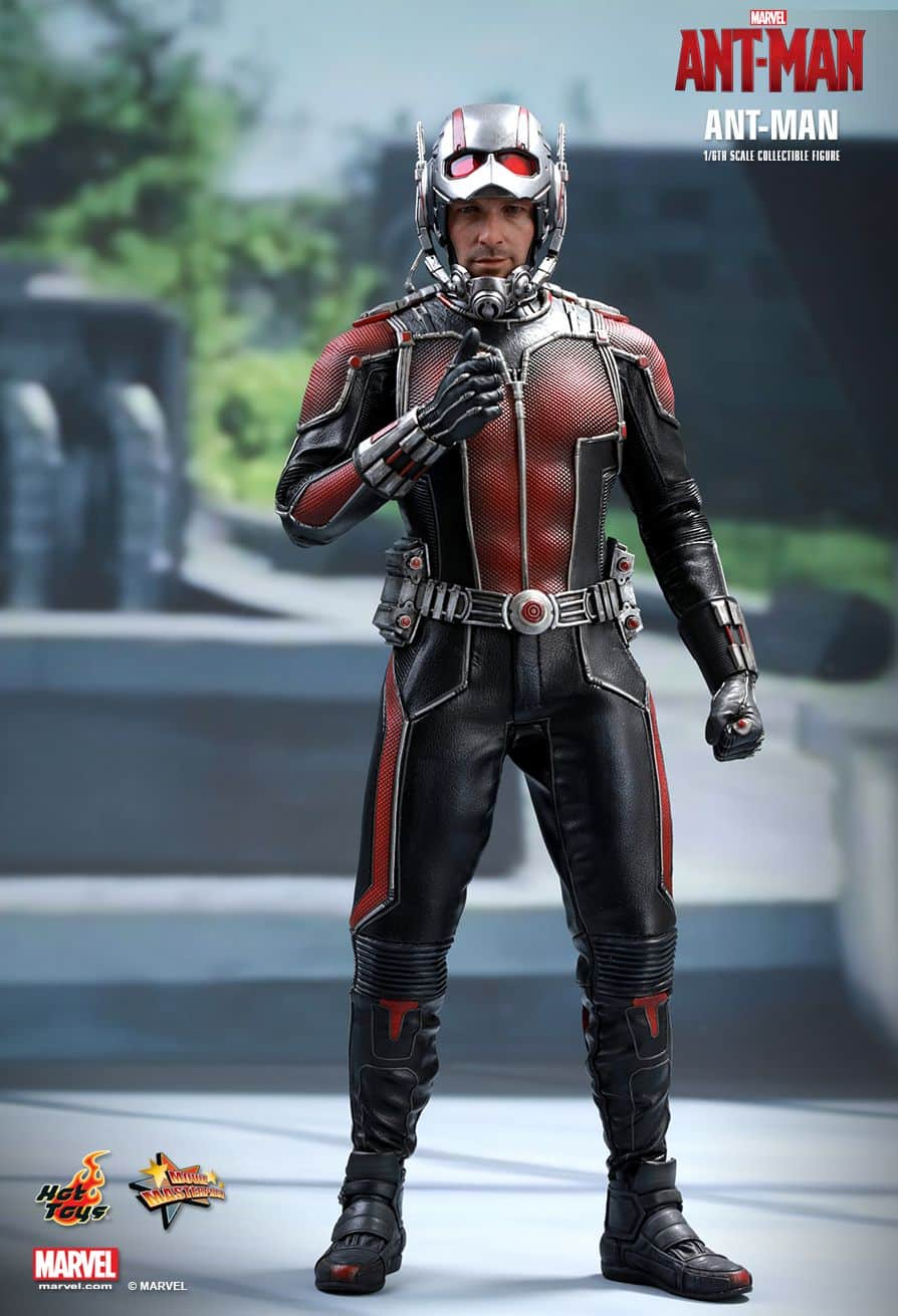 Ant-man Hot Toys