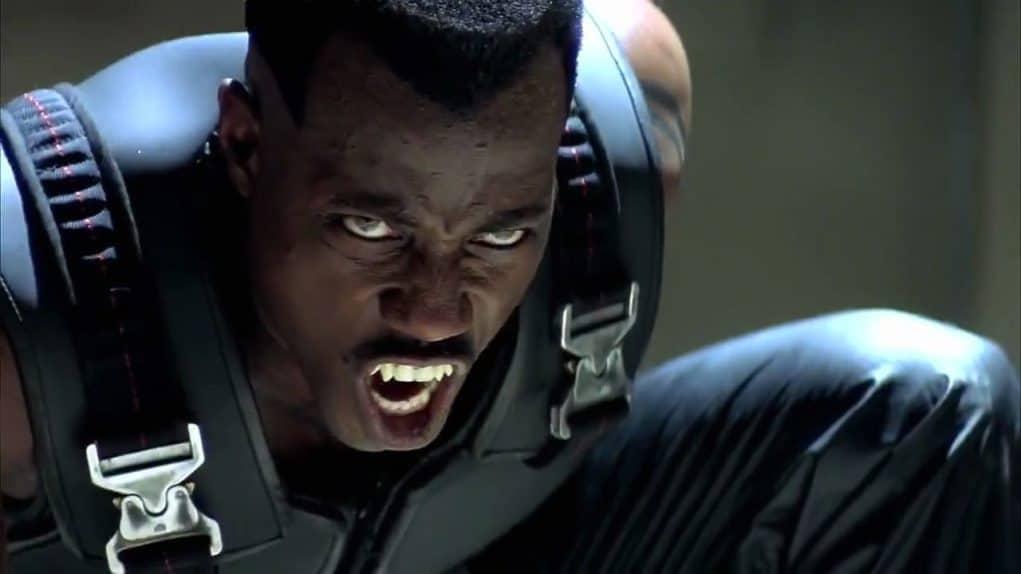 Wesley Snipes es Blade