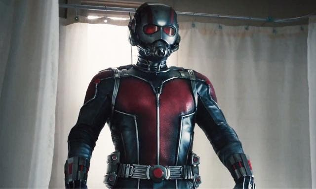 créditos de Ant-Man
