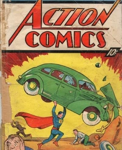 DC Comics abre sus puertas a los archivos y librerías de sus míticos superhéroes