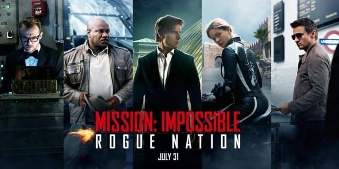 misión imposible. Nación secreta