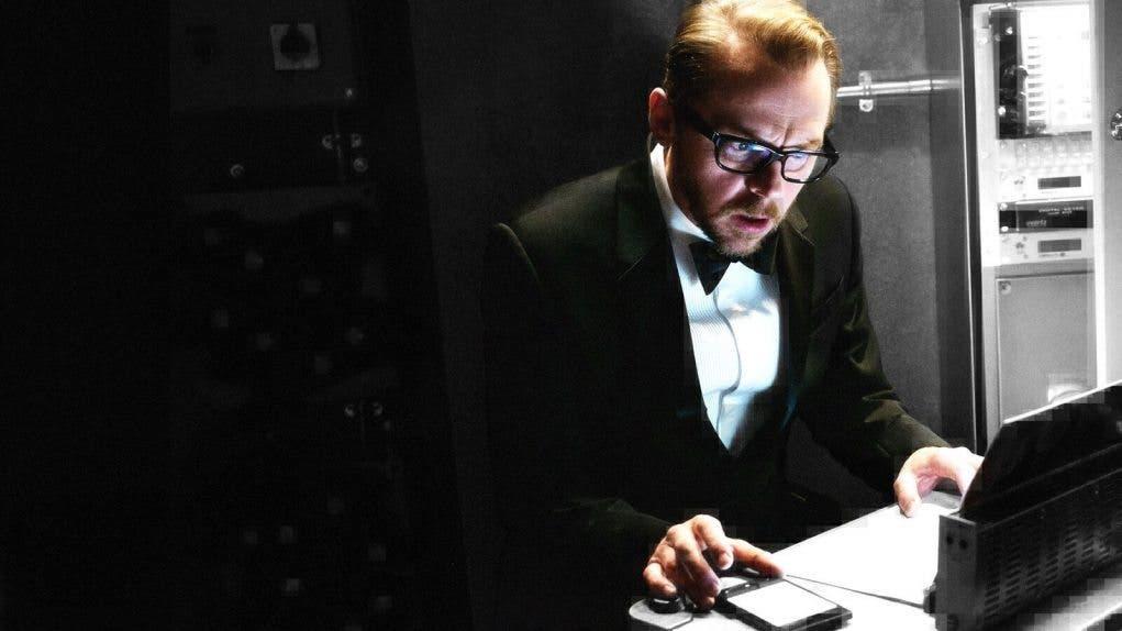 Simon Pegg es Benji Dunn