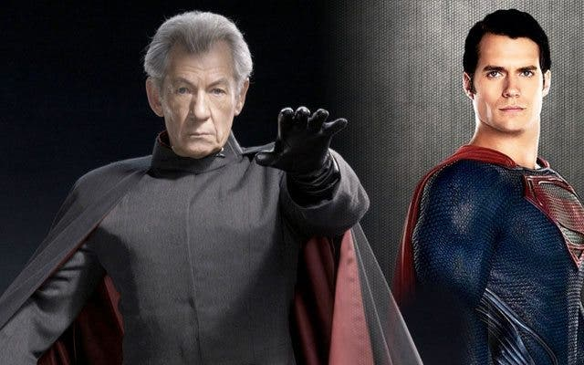 Magneto vs Superman