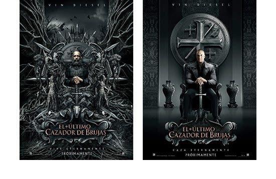 Kaulder (Vin Diesel) el último cazador de brujas