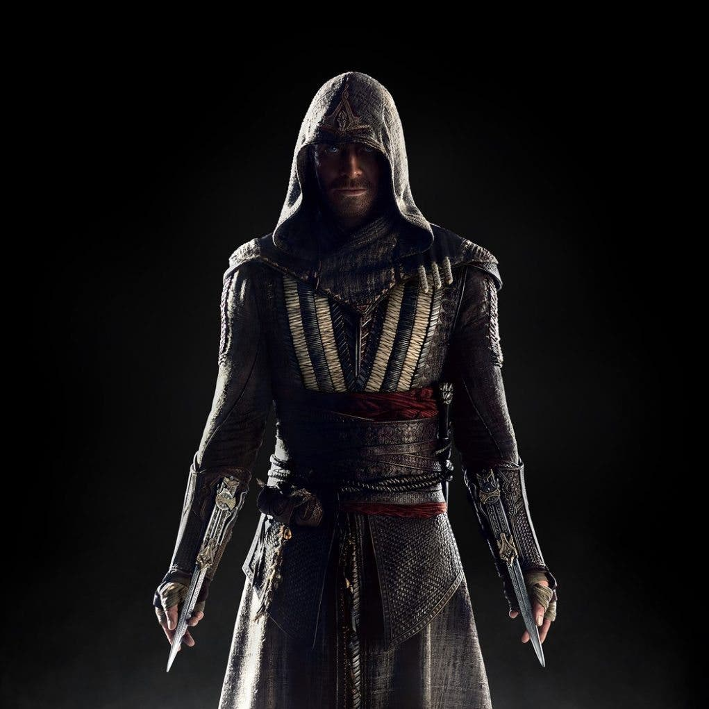 Michael Fassbender primera imagen oficial de Assassin's Creed