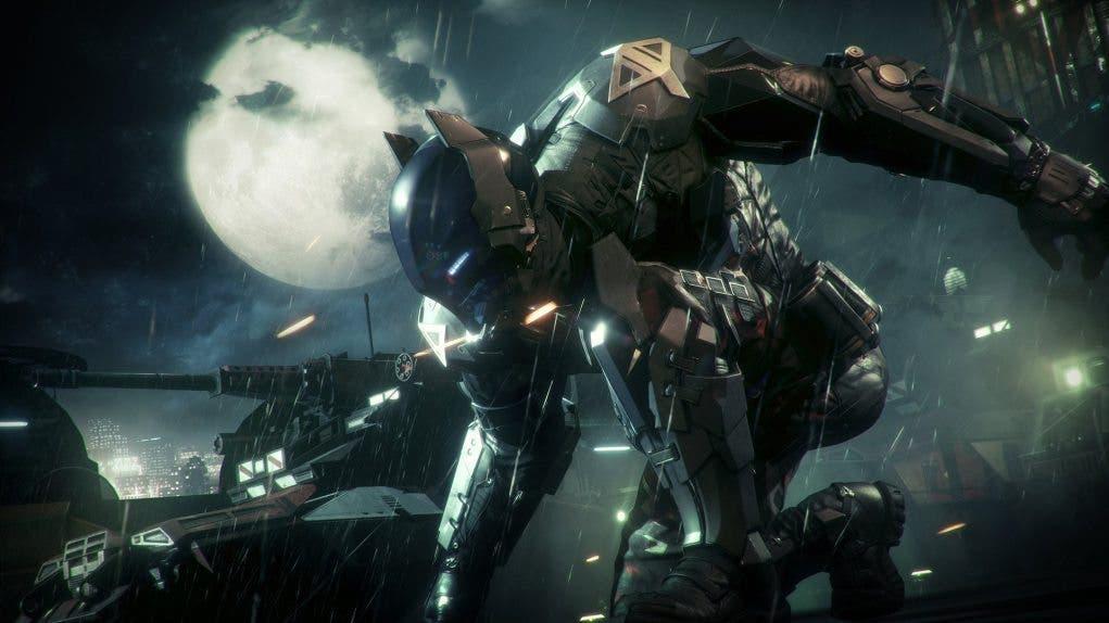 Batman Arkham Knight: Genesis