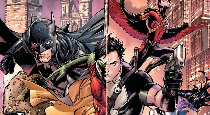 Batman and Robin eternal destacada
