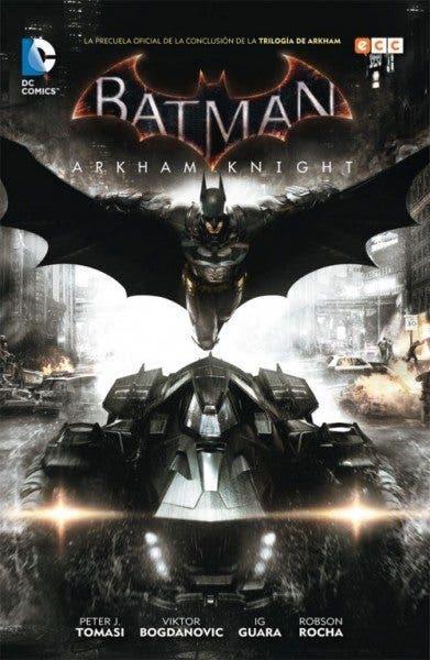 Batman_Arkham Knight (comic)