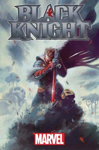 Black Knight (portada)